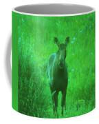 Cow Moose   Coffee Mug