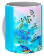 Cow Parsley Blossom 2 Coffee Mug