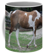 Cow Spotted Horse Coffee Mug