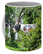 Cow Statue Coffee Mug