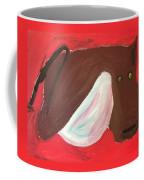 Cow With Udder Coffee Mug