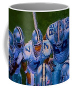 Cowboy Huddle Coffee Mug