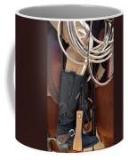 Cowboy Tack Coffee Mug