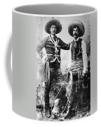 Cowboys, C1900 Coffee Mug