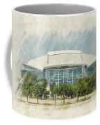 Cowboys Stadium Coffee Mug