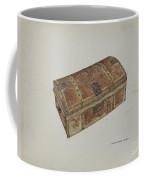 Cowhide Trunk Coffee Mug