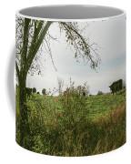 Cows And Farm In Michigan  Coffee Mug