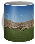 Cows And Windmills Coffee Mug