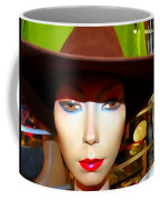 Coy Cowgirl Coffee Mug