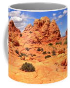 Coyote Buttes Pastel Landscape Coffee Mug