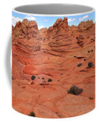 Coyote Buttes Pink Landscape Coffee Mug