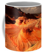 Coyote Buttes Rainbow Dragon Coffee Mug