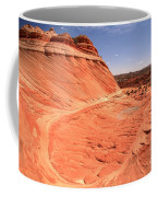 Coyote Buttes Swirling Sandstone Coffee Mug