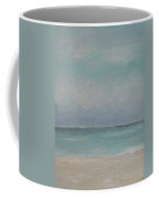 Cozumel Beach Coffee Mug