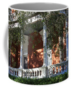 Cozy Savannah Porch Coffee Mug