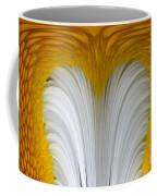 Cozy Shawl Daisy Coffee Mug