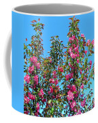 Crab Apple Blossoms Coffee Mug