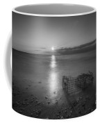 Crab Trap Sunset Le Bw Coffee Mug