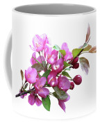 Crabapple Blossoms Coffee Mug