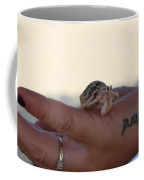 Craby On Hand Coffee Mug