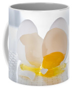 Cracked Egg Coffee Mug