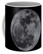 Cracked Moon Coffee Mug