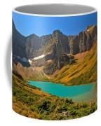 Cracker Lake Valley Coffee Mug