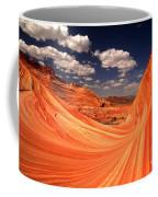Cradled By A Wave Coffee Mug