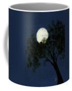 Cradling The Moon Coffee Mug