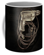 Craftsman Drill Motor Bs On Black Coffee Mug