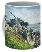 Craggy Coast Coffee Mug by Margaret Pitcher