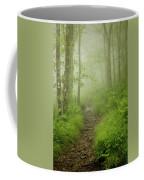Craggy Gardens Trail Coffee Mug