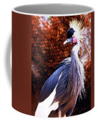 Crane Stare Down Coffee Mug