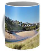 Crantock And The Gannel Coffee Mug