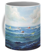 Crashboat Beach Coffee Mug