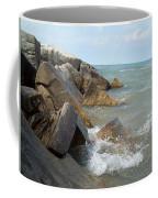 Crashing Beauty Coffee Mug