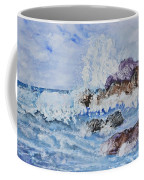 Crashing Wave IIi Coffee Mug