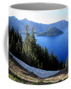 Crater Lake 12 Coffee Mug