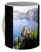 Crater Lake 4 Coffee Mug