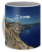 Crater Lake A Caldera Lake  Coffee Mug