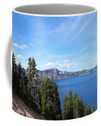 Crater Lake View  Coffee Mug
