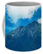 Crater Volcan De Agua Coffee Mug
