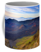 Craters Of Paradise Coffee Mug