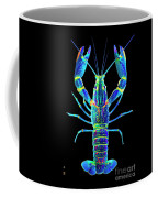 Crawfish In The Dark - Blublue Coffee Mug