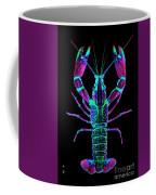 Crawfish In The Dark - Rosegreen Coffee Mug