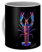 Crawfish Inthe Dark Allsat Coffee Mug