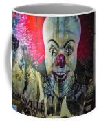 Crazy Clown Coffee Mug