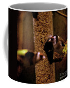 Crazy Goldfinch Coffee Mug