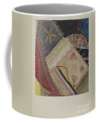 Crazy Quilt (detail) Coffee Mug