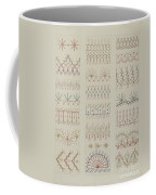 Crazy Quilt Coffee Mug